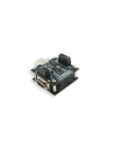 USB/TTL/RS232 Serial Port Converter Transceiver