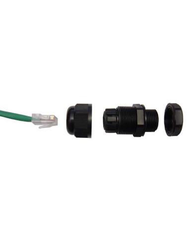 Patch ethernet cord 5m flat Superflex