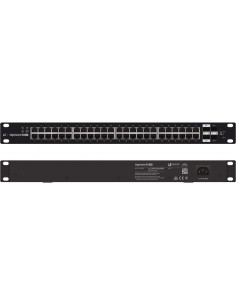 Ubiquiti ES-48-500W EdgeMAX EdgeSwitch 48 500W Managed Gigabit Switch