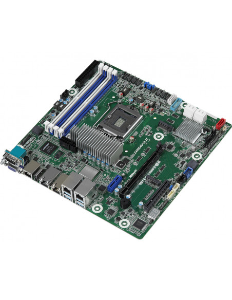 ASRock Rack Intel 10th Gen. Core™ i9/i7/i5/i3 Server Motherboard