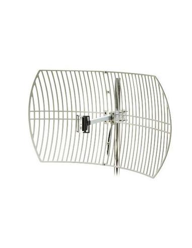 30dbi Dual Pol Grid Antenna 4900-5850MHZ